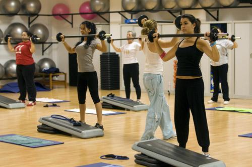 Body Tonic en gimnasio de Becerril