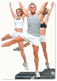 Step, tonifica tu cuerpo de forma divertida